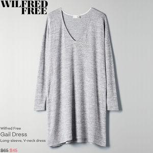 Wilfred Free - 'Gail' Dress (HEATHER WHITE)